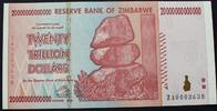 Zimbabwe 50.000.000 Dollars 2008 Unc P 57 Simbabwe