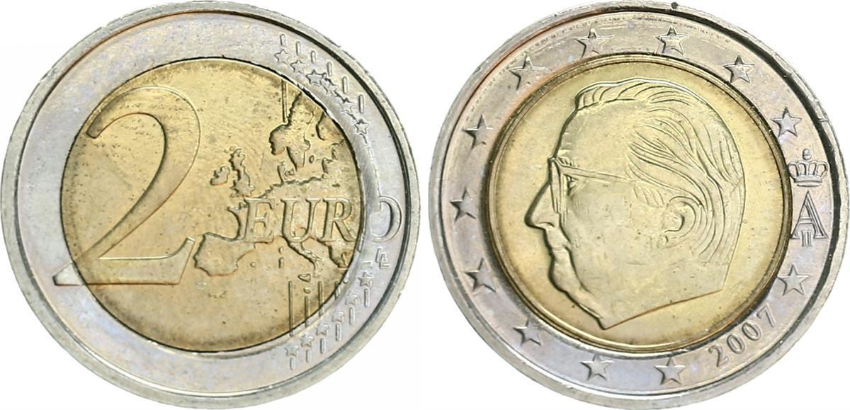 Fehlprägung 2 Euro